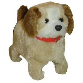 only4you Fantastic Puppy Battery Operated Jumping Dog Run Jump Toy for Kids