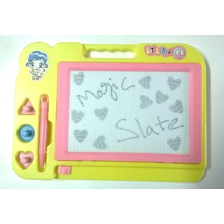 Magic Drawing Slate For Kids With Different Shapes To Read And Write For Gift