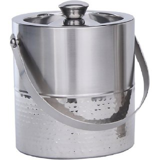 Steren Half Hammered Ice Bucket