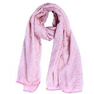 Selfi Wear Embellished Silk Women's Scarf
