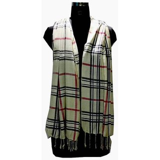 Selfi Wear Printed Pc.Cotton Women's Scarf