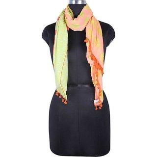 Selfi Wear Checkered Viscosa Women's Stole