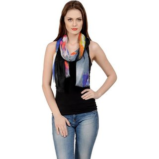 Selfi Wear Embellished Viscose Women's Scarf