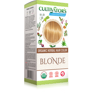 Cultivators Organic Herbal Hair Color - Blonde