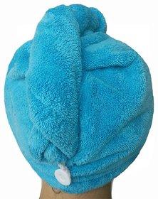 Right Traders Hair Wrap Towel - Fast Drying Magic Hair Towel Wrap