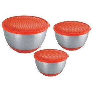 Steren Stainless Steel Bowl Set of 3