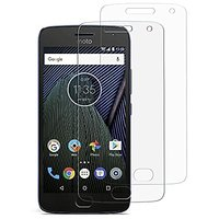 MOTO G5 PLUS (Moto G5+) TEMPERED GLASS Good Quality