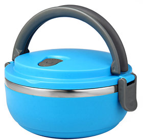 Easy Kids Lunch Box (Colour may vary)