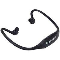 PREMIUM E COMMERCE BS -19 Sport Wireless Bluetooth Headphone Multicolor
