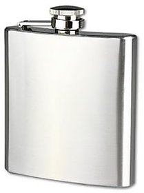 Hip Flask  - Stainless Steel