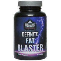 Definite Fat Blaster (Herbal Fat Burner) 60 Caps - Definite Nutrition