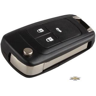 Chevrolet Cruze Flip Car Key Shell