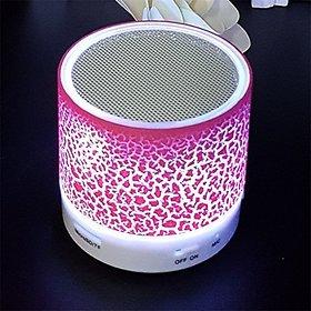 Mini Bluetooth Wireless Speaker, E LV Portable/Wireless Audio Player HD Quality - Multi color
