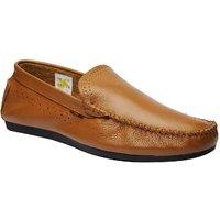 Buckaroo Wingate Tan Buckaroo Casuals Loafers
