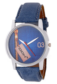 DCH In-09 Blue Dial Analog Watch For Boy's