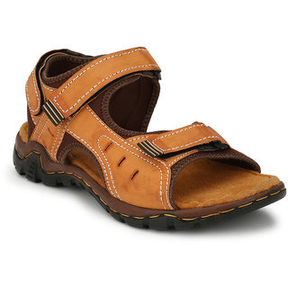 Men's Artificial Afrojack Leather Tree Sandals 0ONwvm8yPn
