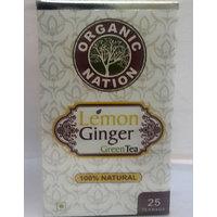 On Lemon Ginger Tea