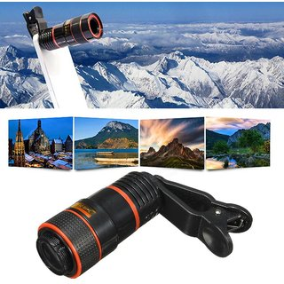 Others Universal 8X Mobile Phone Telescope