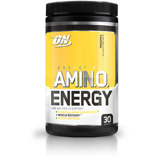 Optimum Nutrition (ON) Amino Energy - 30 Servings (Pineapple)