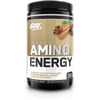 Optimum Nutrition (ON) Amino Energy - 30 Servings (Iced Chai Tea Latte)