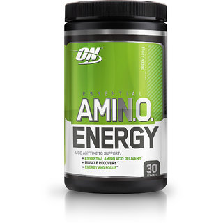 Optimum Nutrition (ON) Amino Energy - 30 Servings (Green Apple)