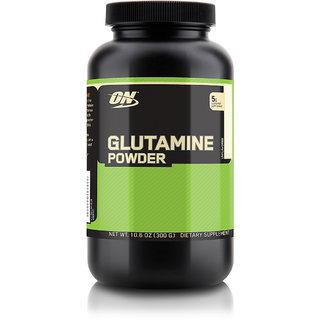 Optimum Nutrition (ON) Glutamine Powder - 300 gm