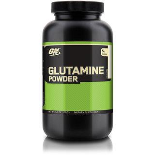 Optimum Nutrition (ON) Glutamine Powder - 150 gm
