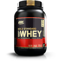 Optimum Nutrition (ON) 100% Whey Gold Standard - 2 Lbs