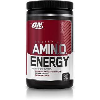 Optimum Nutrition (ON) Amino Energy - 30 Servings (Fruit Fusion)