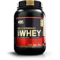 Optimum Nutrition (ON) 100% Whey Gold Standard - 2 Lbs - 118905117
