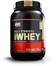 Optimum Nutrition (ON) 100% Whey Gold Standard - 2 lbs (Cookies & Cream)