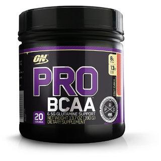 Optimum Nutrition (ON) Pro BCAA - 20 Servings (Fruit Punch)