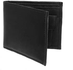 DCH Black Wallet for Men
