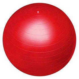 Instafit PVC Red  55 cm Gym Ball