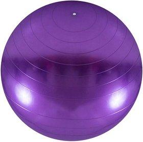 Instafit PVC Purple  55 cm Gym Ball