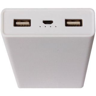 Super M6 with 2 USB Ports 20000 MaH Power Bank