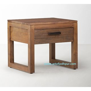 Side table/telephone table in sheesham wood- home furniture online