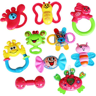Baby Teether Rattle