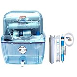 Earth Ro System  Swift Transparent 15 L RO + UV + UF + TDS Water Purifier