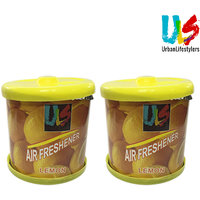 ULS Lemon Air Freshner Gel Car Perfume For Car Home  Of