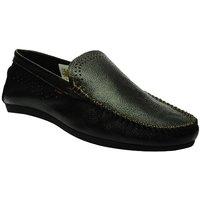 Buckaroo Wingate Black Buckaroo Casuals Loafers