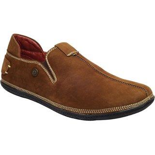 Buckaroo Raymode Brown Buckaroo Casuals Loafers