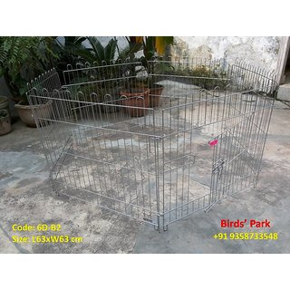 870a81209bd6 Buy Play Pen-Fence PlayStation (Good for pups rabbits for IN or OUT  DOOR)-BY-AIR Online - Get 14% Off