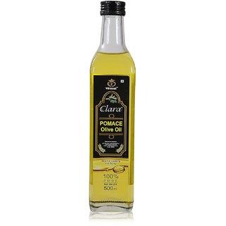 Clara Pomace Olive Oil 500 ML
