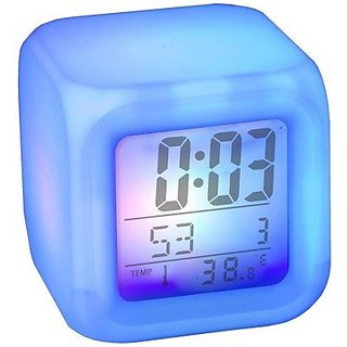 Magic Led Color-Change Digital Clock