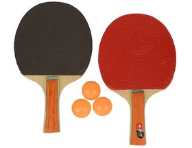 Arrowmax Table Tennis Starter Kit with Three Ping Pong Balls, By Krasa