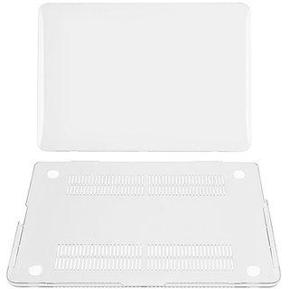 Callmate Hard Shell Case Macbook Pro 15.4 Plastic Body Case - White
