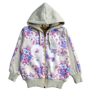6eae7287d Buy Come In Kids Girls   Kids Full Sleeve Hooded Winter Wear Printed ...