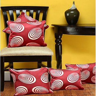 Pack Of 5 Designer Cushion Covers