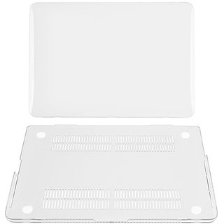Callmate Hard Shell Case Macbook Pro 15.4 Plastic Body Case - White